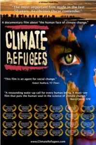 Climate Refugees logo